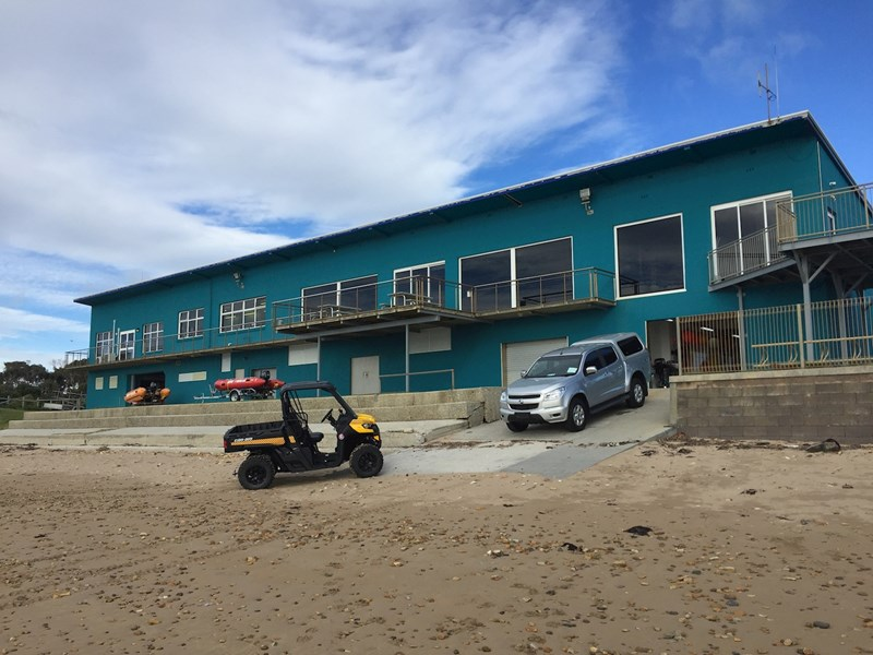 New vehicles for Ulverstone SLSC
